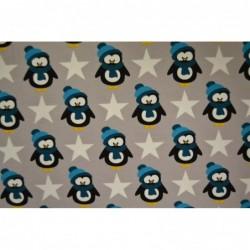 Pingviner BLÅ
