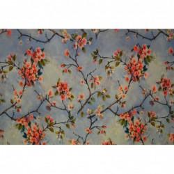 Körsbärs-blom BLÅ