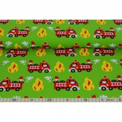 Brandbilar o brandkår