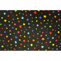 Multi-stjärna SVART