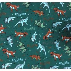 Dinosaurier på GRÖNT