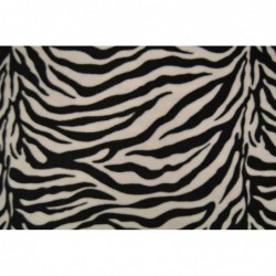 Zebra-fleece