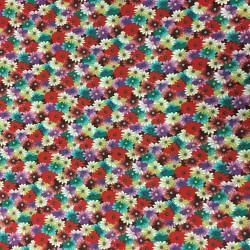 Färgglatt blomsterhav