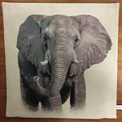 Elefant MÖRKGRÅ