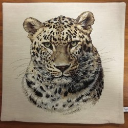 LeopardSVART