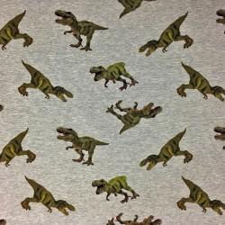 Dino-jogging
