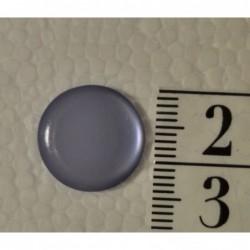 BLÅ-LILA blank knapp