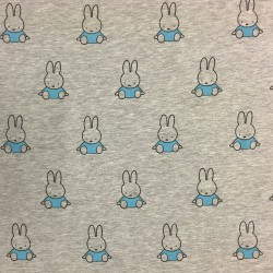 Miffy BLÅ kaniner