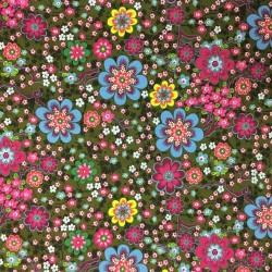 Flower Power GRÖN