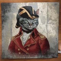 Mr Cat SVART