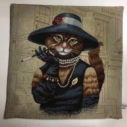 Lady Cat BRUN