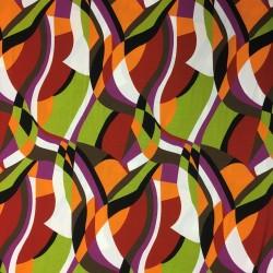 Färgglatt abstrakt mönster 1