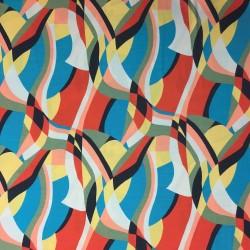 Färgglatt abstrakt mönster 2