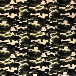 Småmönstrad kamouflage GRÖN