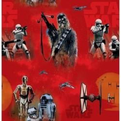 Star Wars röd